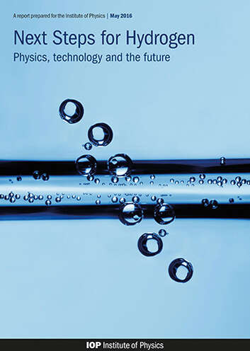 Cover image for Next steps for Hydrogen report