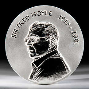 Image of Fred Hoyle Medal