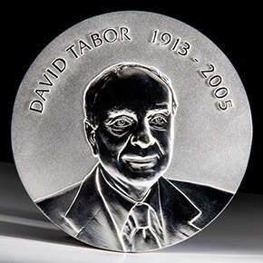 Image of David Tabor Medal