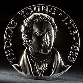 Image of Thomas Young Medal